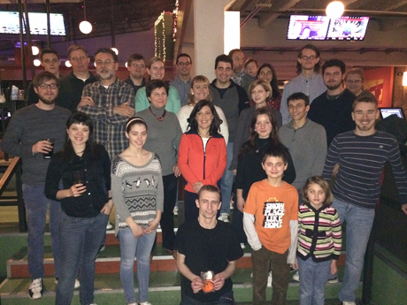 KMJ Consulting, Inc. Family Bowling Night